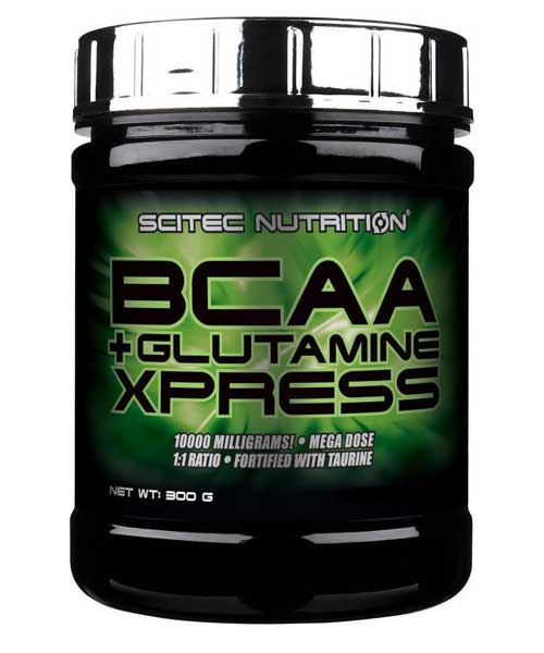 Bcaa Glutamine Xpress Scitec Nutrition