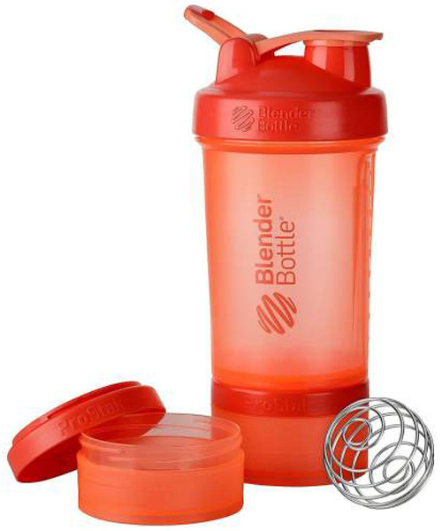 Prostak Full Color Цвет Коралловый (coral) Blender Bottle