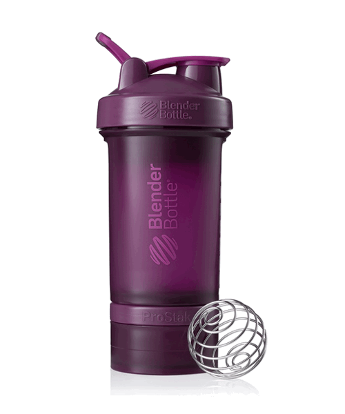 Prostak Full Color, Цвет Сливовый (plum) Blender Bottle 650 мл.