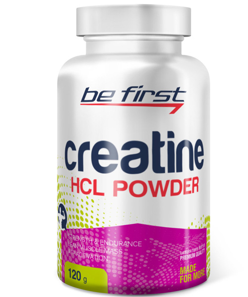 Creatine HCL BE First