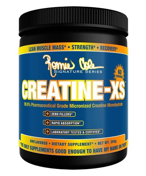 Creatine-XS Ronnie Coleman 300 г