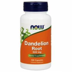 Dandelion Root 500 mg NOW