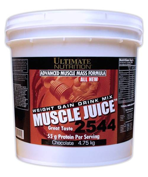 Muscle Juice 2544 Ultimate Nutrition 4740 гр.