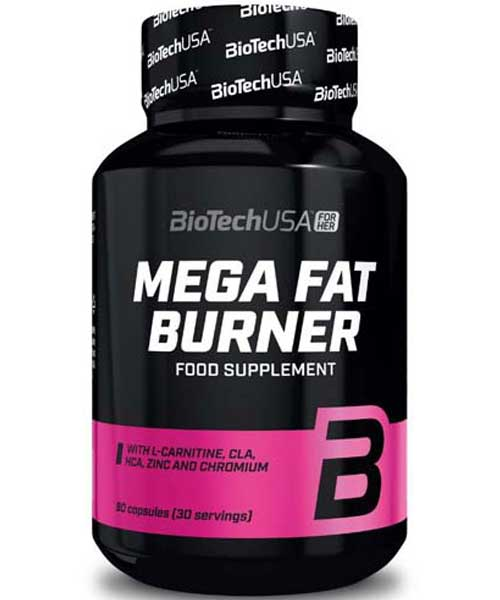 Mega fat Burner Biotech Nutrition