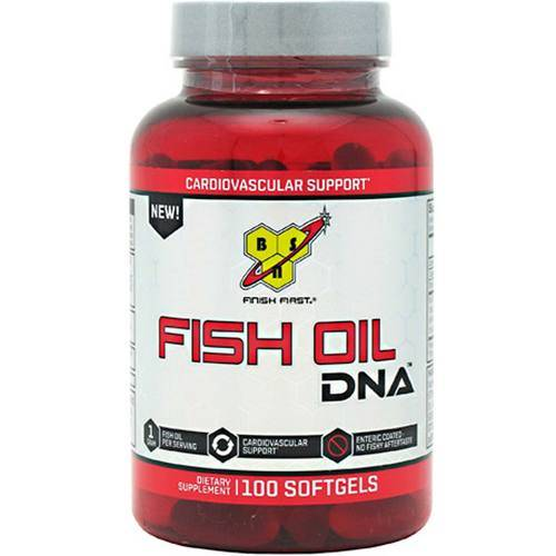Fish Oil DNA BSN