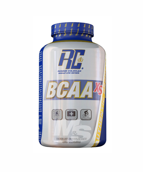 Bcaa-xs Ronnie Coleman Signature Series 400 таб.