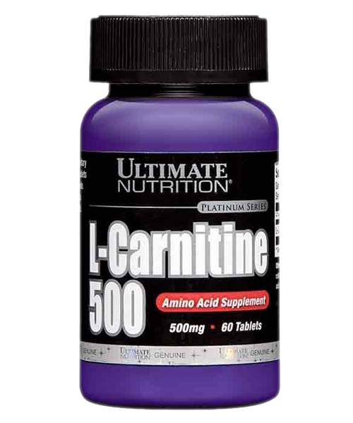 L-carnitine Ultimate Nutrition 60 таб.