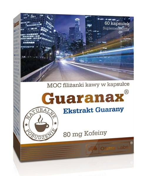 Guaranax Olimp Sport Nutrition 60 капс.