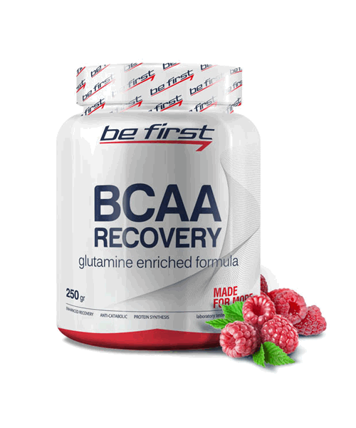 Bcaa Recovery BE First 250 г