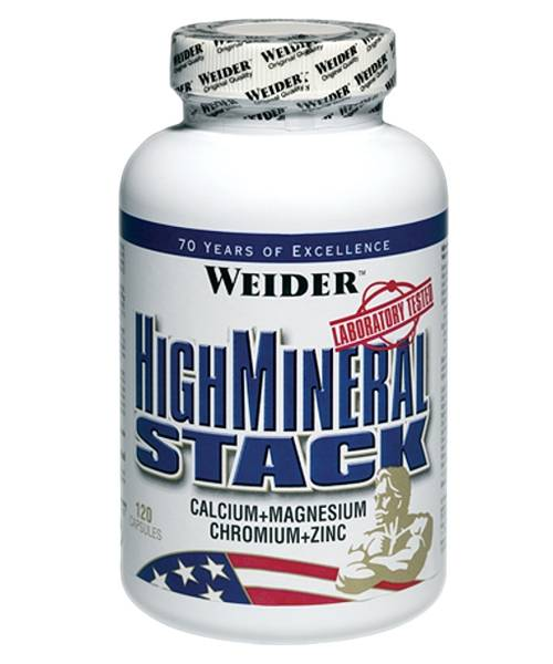 High Mineral Stack Weider