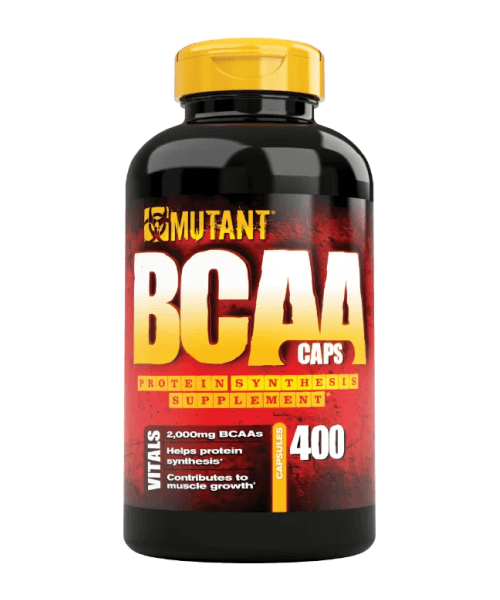 Mutant Bcaa FIT Foods 400 капс.