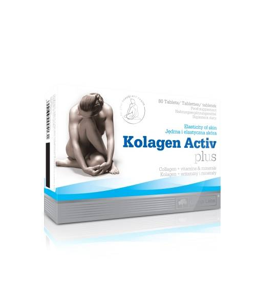 Kolagen Activ Plus Olimp Sport Nutrition 80 таб.