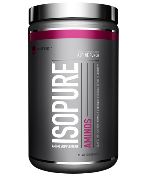Isopure Aminos Nature's Best (isopure)