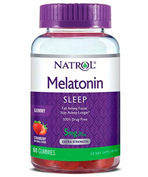Melatonin Gummies Natrol 60 таб.