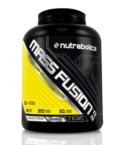 Mass Fusion Nutrabolics 2270 г