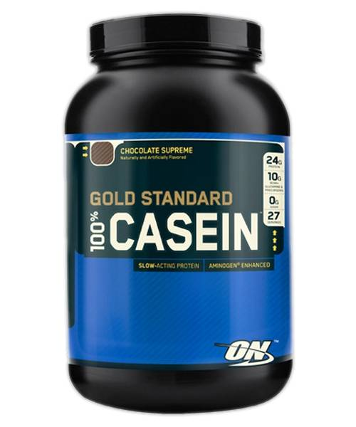 100% Casein Protein Optimum Nutrition 909 г