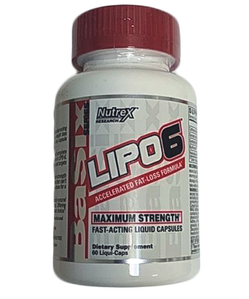 Lipo-6 Nutrex Research 60 капс.