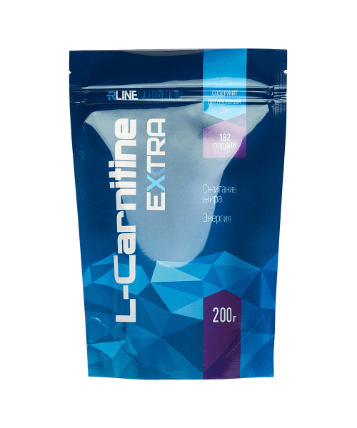 L-carnitine Extra R-line 200 г