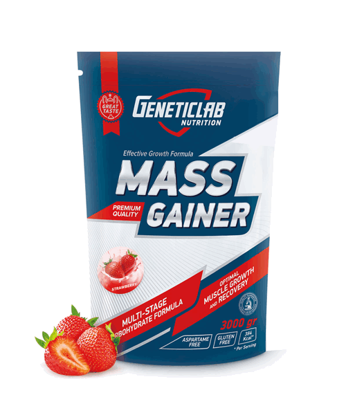 Mass Gainer Genetic LAB 3000 г