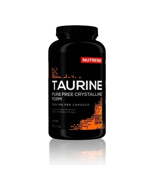 Taurine Nutrend 120 капс.