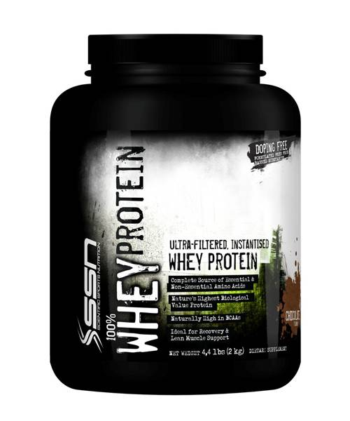 100% Whey Protein SSN 2000 гр.