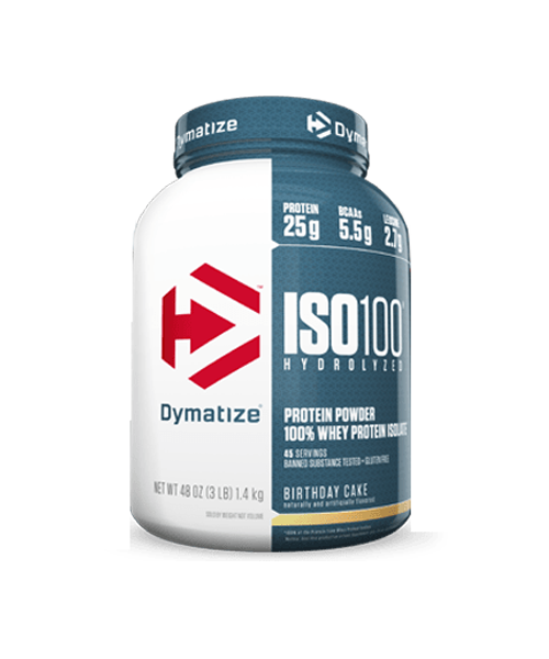 ISO 100 Zero Carb Dymatize Nutrition 1361 г