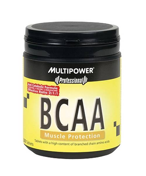 Bcaa Multipower 300 капс.