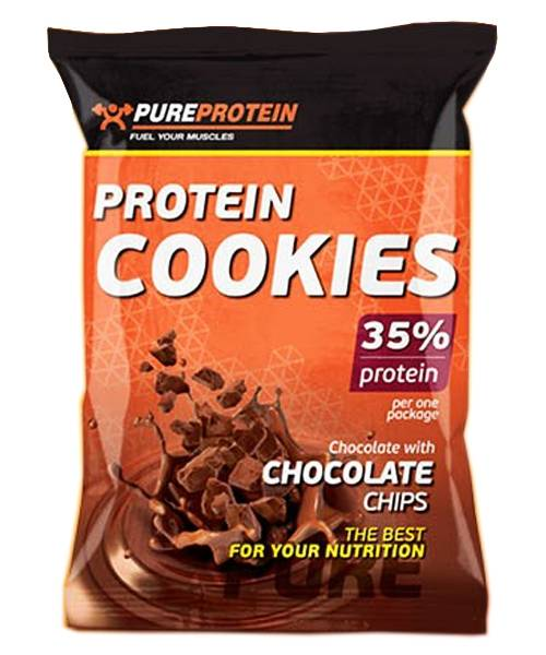 Protein Cookies 35% Protein Pure Protein 1 шт.