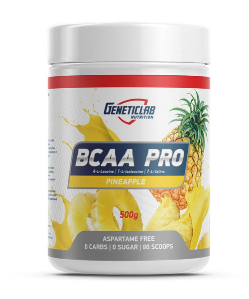 Bcaa PRO Genetic LAB 500 г