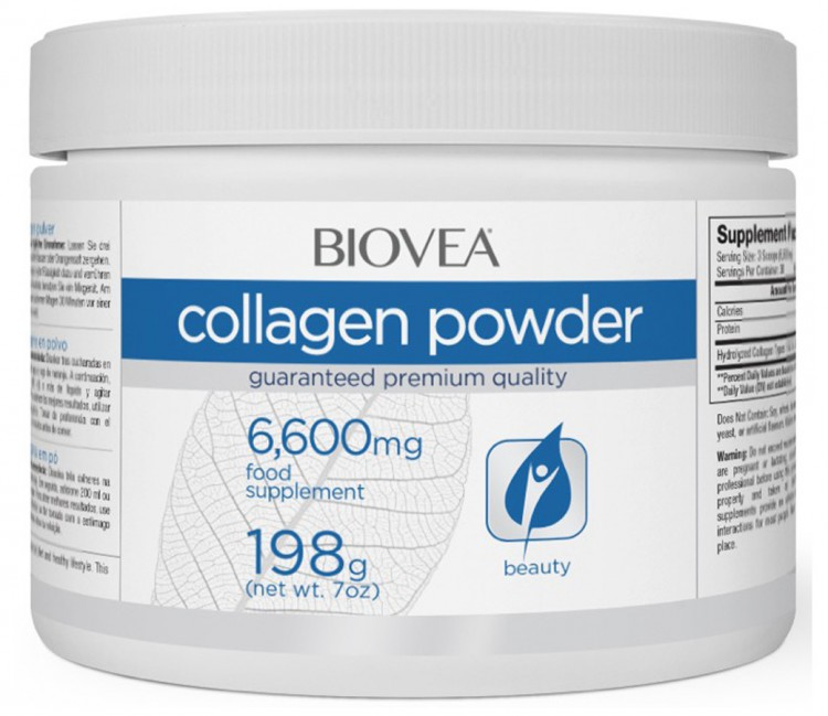 Collagen Powder 6600 mg Biovea