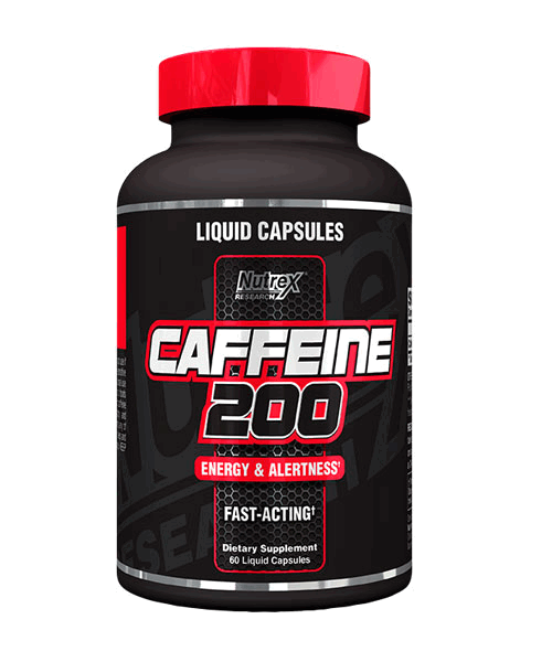 Caffeine Nutrex Research 60 капс.