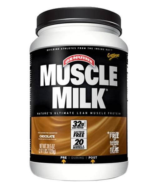 Muscle Milk Cytosport 1 125 гр.