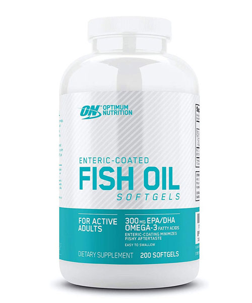 Fish Oil Optimum Nutrition 200 капс.