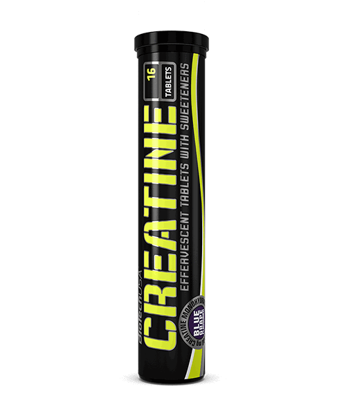 Creatine Effervescent Biotech Nutrition 16 таб.