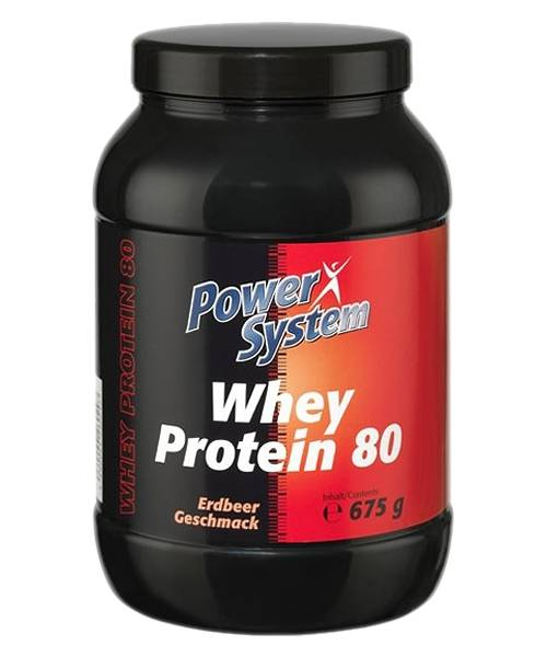 Whey Protein 80 Power System 675 гр.