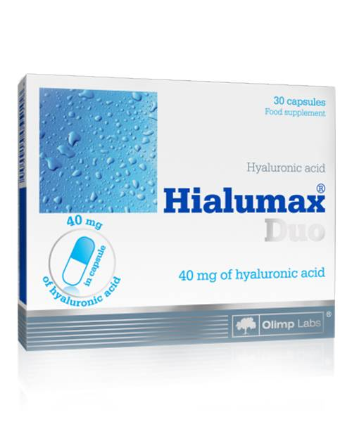 Hialumax Duo Olimp Sport Nutrition 30 капс.