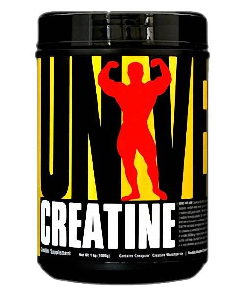 Creatine Powder Universal Nutrition