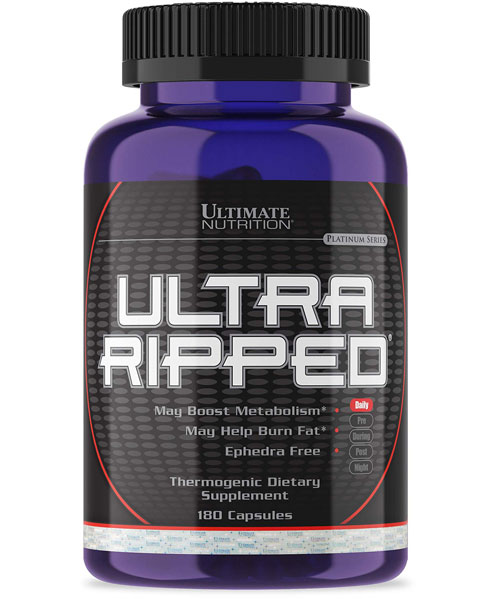 Ultra Ripped Ultimate Nutrition 180 капс.