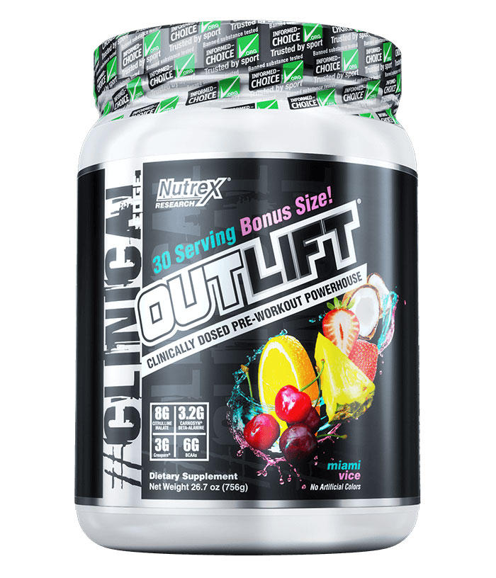 Outlift Nutrex Research 496 г