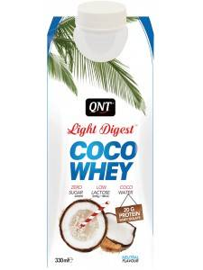 Coco Whey Light Digest QNT 330 мл.