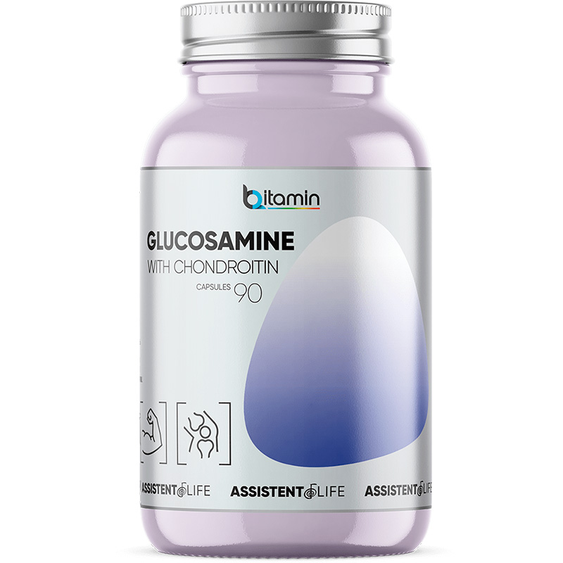 Glucosamine With Chondroitin Bitamin
