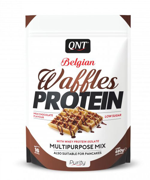 Protein Waffles QNT