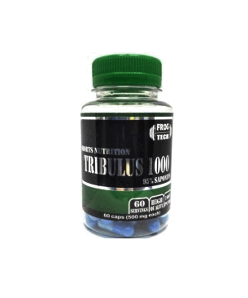 Tribulus Terrestris 95% Frog Tech 60 капс.