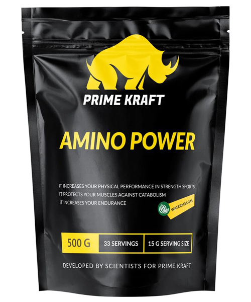Amino Power Prime Kraft