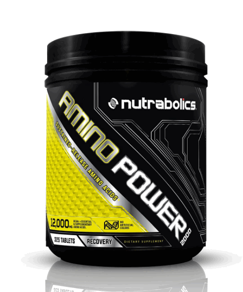 Amino Power 2000 Nutrabolics 325 таб.