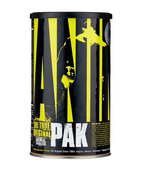 Animal Pak Universal Nutrition 44 пак.