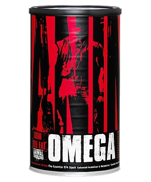 Animal Omega Universal Nutrition 30 капсул