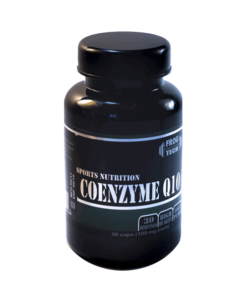 Coenzyme q10 Frog Tech 30 капс.