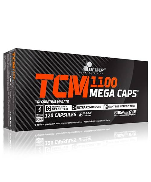TCM Mega Caps Olimp Sport Nutrition 120 капс.