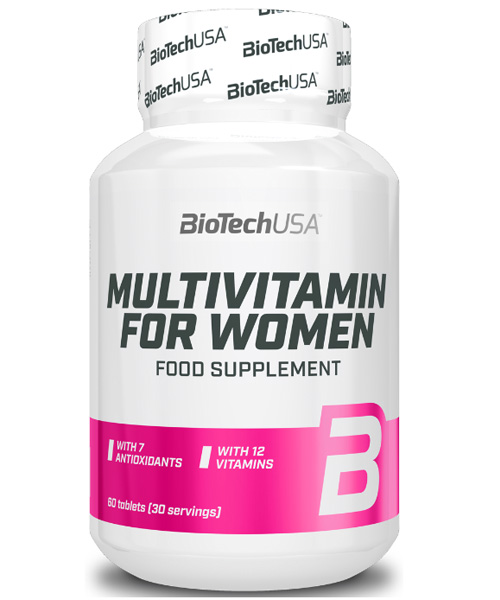 Multivitamin for Women Biotech Nutrition